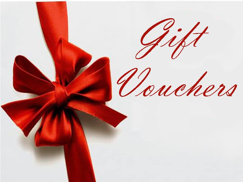 Gift vouchers are a great way to gift a friend or loved one gift vouchers negle Gallery